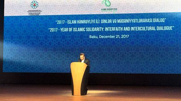 تنها هدف آمریکا تامین منافع نامشروع اسراییل است/  اجلاس همبستگی اسلامی فرصتی برای تقویت وحدت