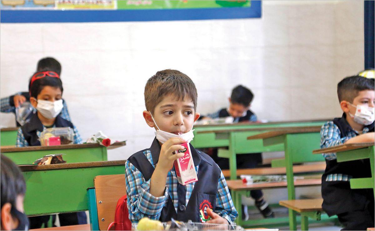 رشد چشمگیر سوءتغذیه در کودکان