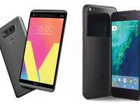 کدام گوشی را بخریم  پیکسل XL یا V20؟