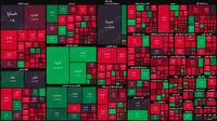 نمای پایانی بورس امروز/  رشد ارزش معاملات در سایه خروج حقیقیها