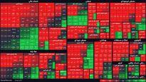 نمای پایانی بورس (۲۳خرداد۱۴۰۰) / شاخص کل با افت سه هزار واحدی به معاملات پایان داد