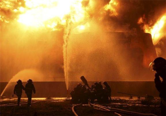 چهار مسئول حادثه نفتی جنوب برکنار شدند