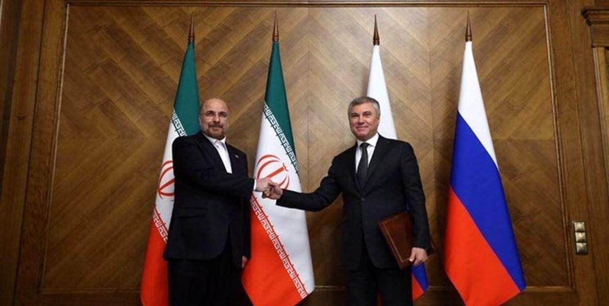 اهداف ایران در ارتباط با روسیه در بلند مدت جدی است