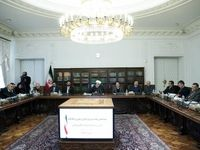 جلسه شورای اجرایی فناوری اطلاعات برگزار شد