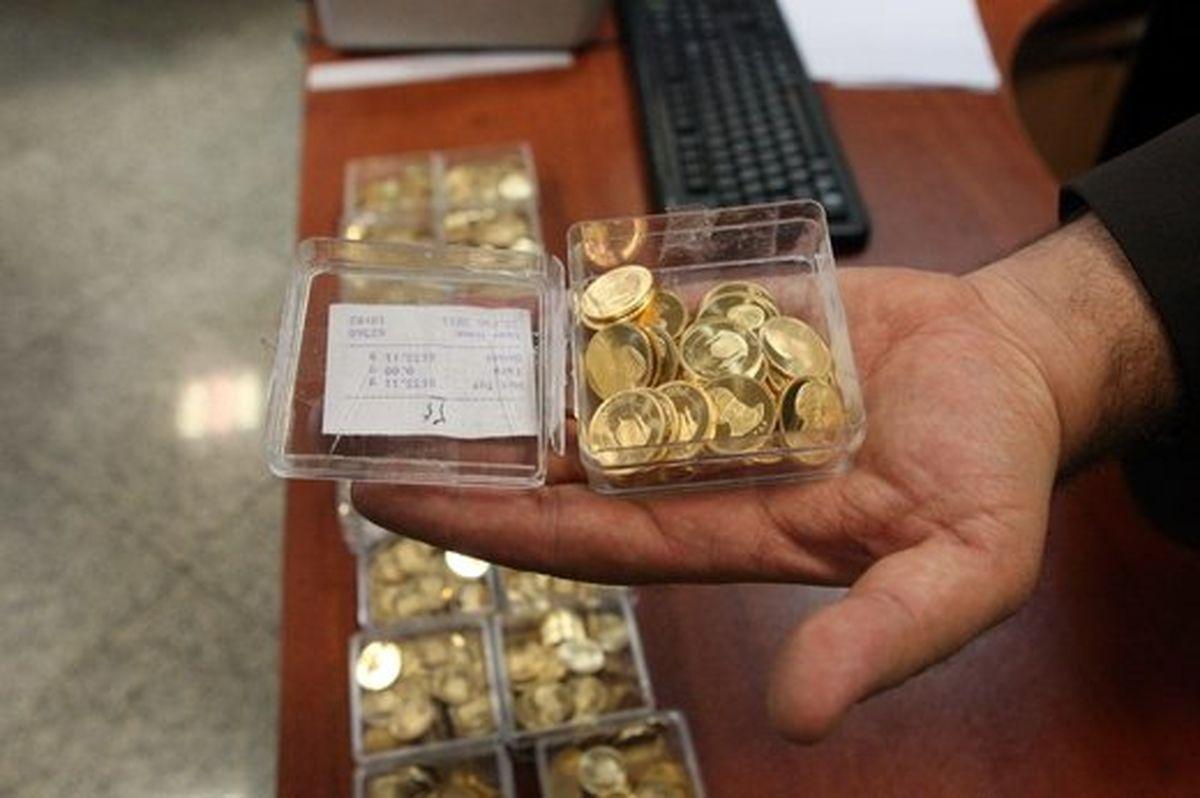سکه هفت ماهه ۷ میلیون ارزان شد