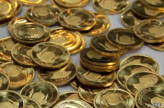 رکورد تاریخی سکه ثبت شد/ هر گرم طلا، ۱۶هزارتومان گران شد