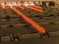 تولید فولاد خام به مرز ۱۷میلیون تن رسید