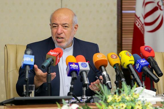 وزیر نیرو از مذاکره با خارجیها برای اجرای پروژه در خوزستان خبر داد
