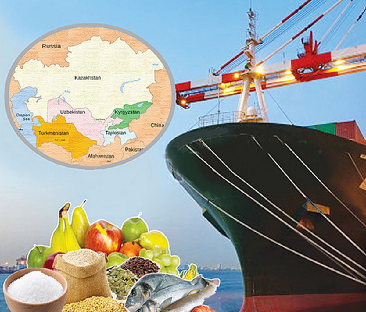 افزایش ۱۲درصدی صادرات محصولات صنایع غذایی/ سهم ۲۰درصدی ایران از بازار صنایع غذایی روسیه