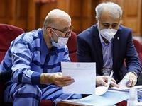 در دهمین جلسه دادگاه طبری چه گذشت؟ +فیلم