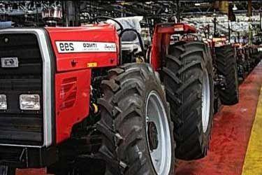 ۲۴ درصد؛ افزایش تولید تراکتور در هفت ماهه امسال