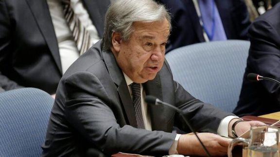 درخواست دبیرکل سازمان ملل از اعضای برجام برای پایبندی به تعهدات