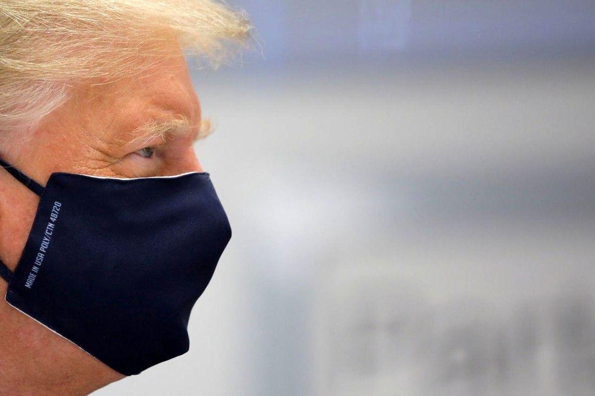 حال ترامپ خوب میشود؟