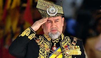 پایان بدیمن ازدواج پادشاه مالزی با ملکه زیبایی +عکس