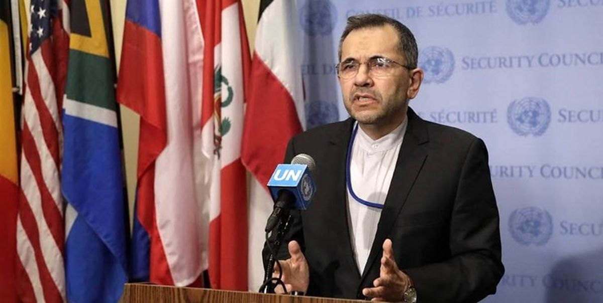 تحریم های یک جانبه علیه سوریه غیر اخلاقی است
