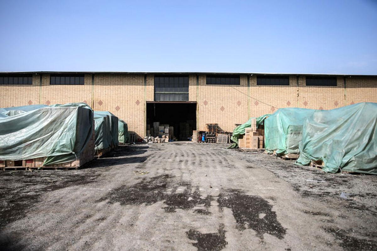 ۳۴ انبار متخلف در تهران کشف شد