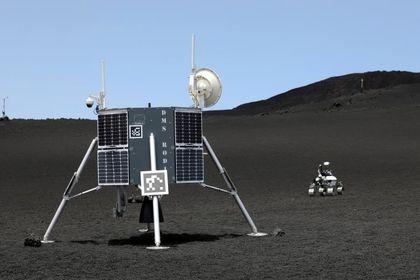 آزمایش روباتهای فضایی در ایتالیا +عکس