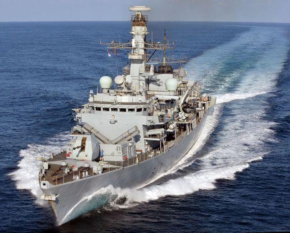 انگلیس همچنان به دنبال ناامن کردن آبهای خلیج فارس