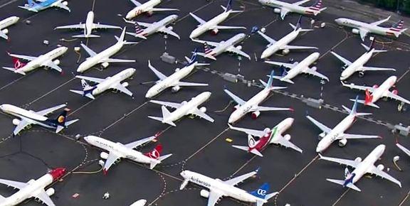 پیش بینی لغو 25هزار پرواز چین طی هفته جاری