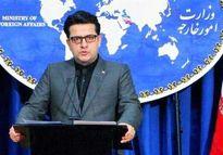 موسوی: گمانهزنیها درباره برنامه ۲۵ساله همکاری ایران و چین را رد میکنم