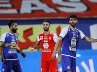 دربی نیمه نهایی جام حذفی +عکس