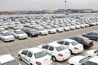 شب عید کم رونق بازار خودرو