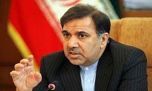 آخوندی:راهآهن تهران - همدان سال آینده به بهرهبرداری میرسد