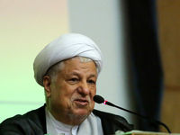 هاشمی رفسنجانی: امنیت ایران مثالزدنی است