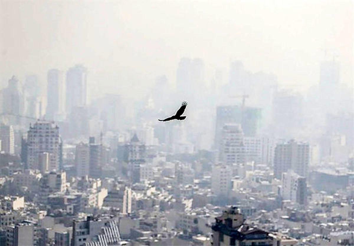 شارژ سیاهی هوا با خودروهای فرسوده