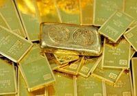 قیمت اونس طلا امروز بالا باقی ماند