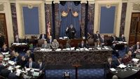جدال دادستانهای استیضاح و وکلای مدافع ترامپ