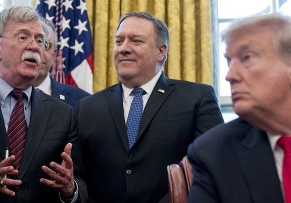فرانسه: بولتون و ترامپ اشتباه میکنند؛ ایران تسلیم نمیشود