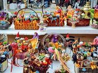 بازار خرمآباد در آستانه سال نو +تصاویر