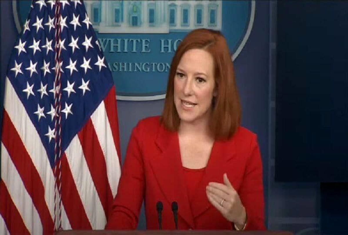 کاخ سفید خواستار همکاری با روسیه درباره ایران شد