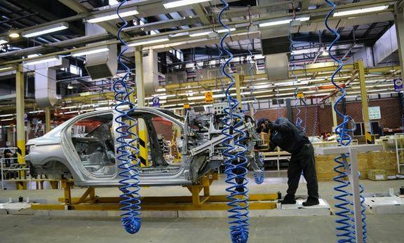 رشد ۱۷.۵درصدی تولید خودرو