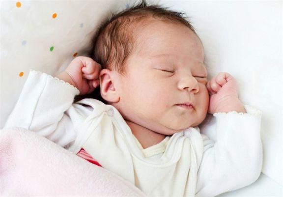 علت برفک دهان نوزاد چیست؟!