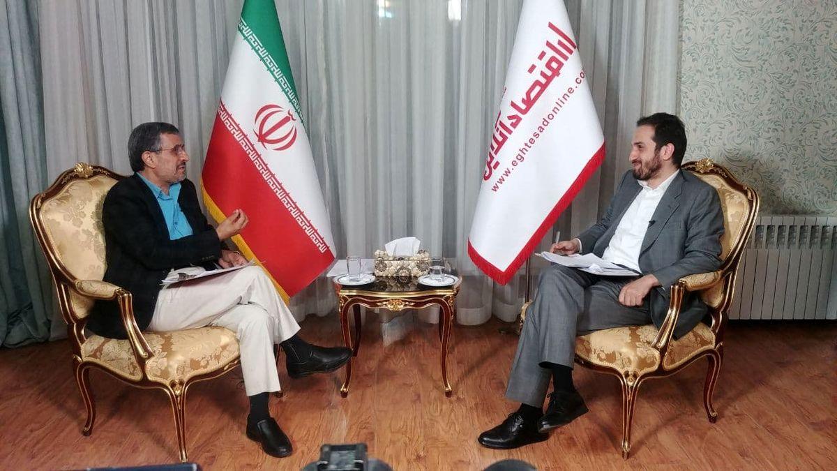 وعده جدید یارانه ای محمود احمدی نژاد!