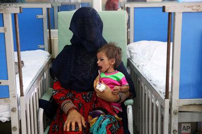 کودکان افغانستانی به روایت تصویر