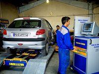 جریمه خودروهای فاقد معاینه فنی با دوربین از نیمه شهریور