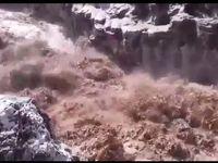 طغیان رودخانه سیمره +فیلم