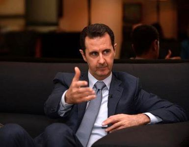 نامه پاپ به بشار اسد
