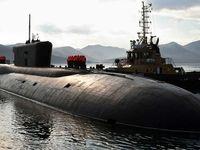 روسیه قویترین زیردریایی اتمی را به آب انداخت +عکس