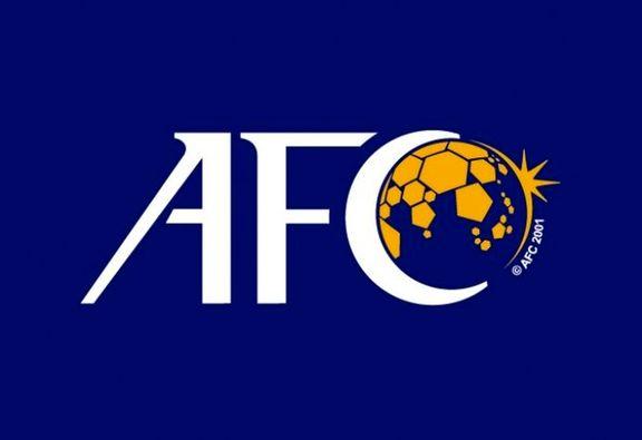 نام ایران به ردهبندی کنفدراسیون فوتبال آسیا اضافه شد +عکس