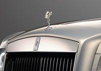 خودروی نقره اندود رولز رویس، لوکس، زیبا و راحت +تصاویر