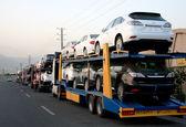 ۶۱۰۰ دستگاه؛ واردات خودرو توسط خودروسازان داخلی