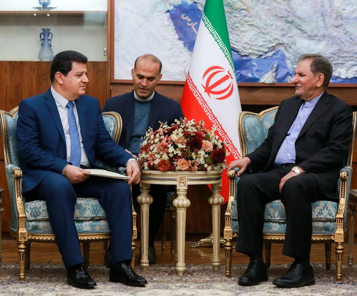 به حمایت از دمشق ادامه میدهیم/ مشارکت بخش خصوصی ایران در بازسازی سوریه