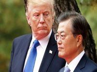 ترامپ: کره جنوبی با پرداخت پول بیشتر موافقت کرده است