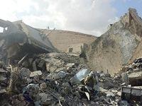 بازسازی سوریه بیش از نیم قرن زمان میبرد