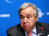 گوترش: الان زمان مناسبی برای قطع حمایت مالی از بهداشت جهانی نیست