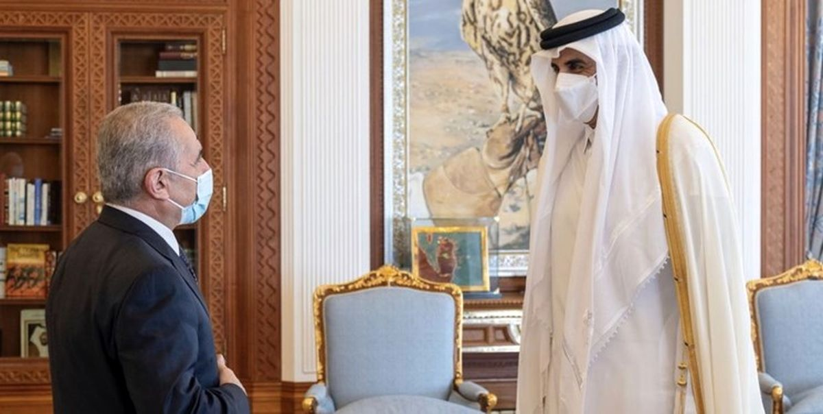 رایزنی نخست وزیر فلسطین با مقامات قطر درباره قدس و غزه